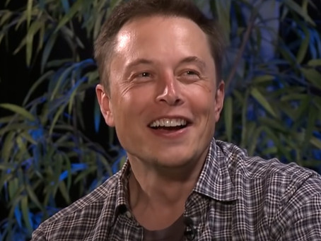 Илон Маск уже купил у вас что - нибудь?