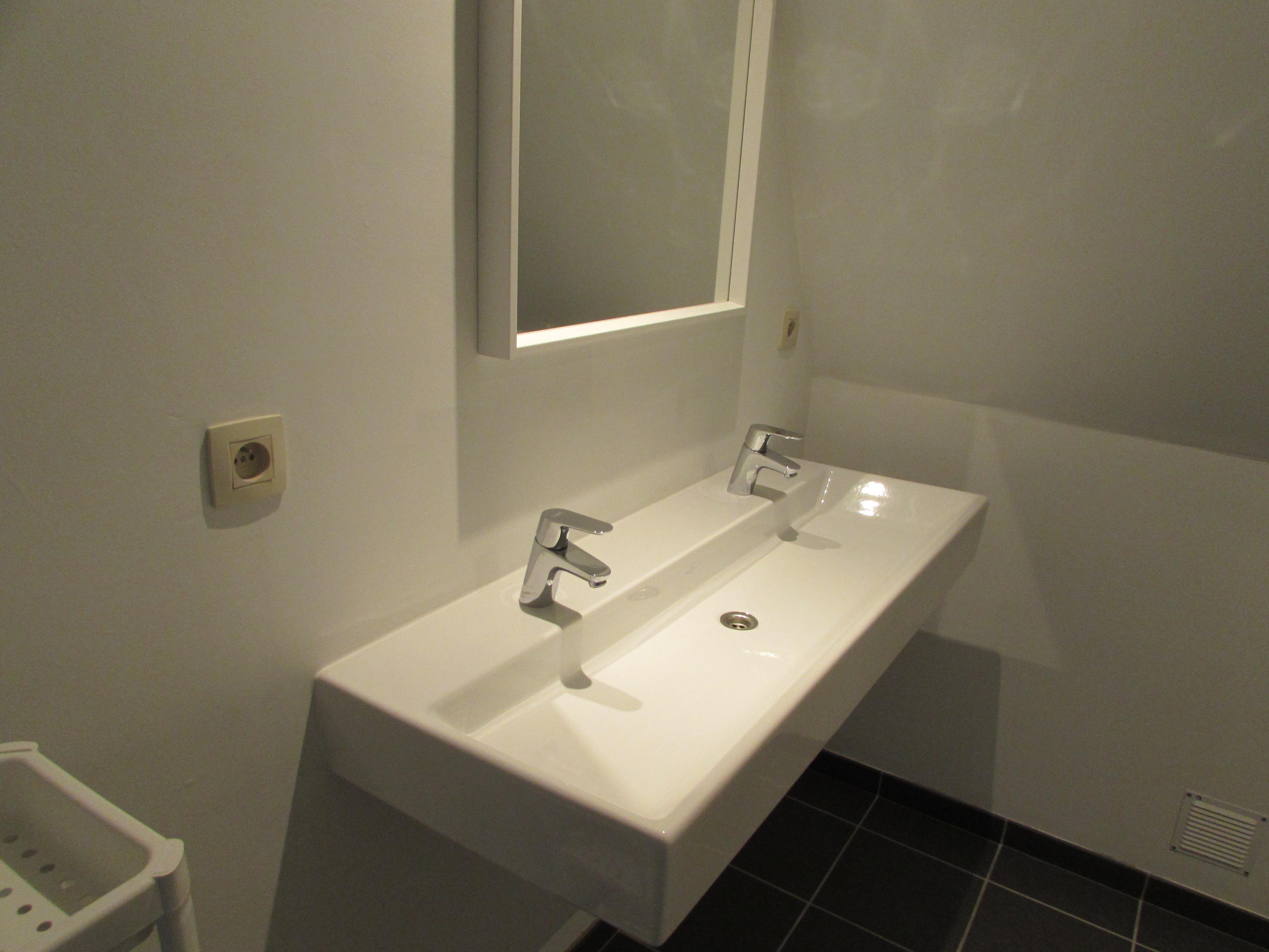 Badkamer op tweede verdieping - kopie