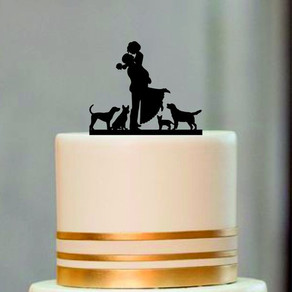 Our 5 Favorite Cake Toppers
