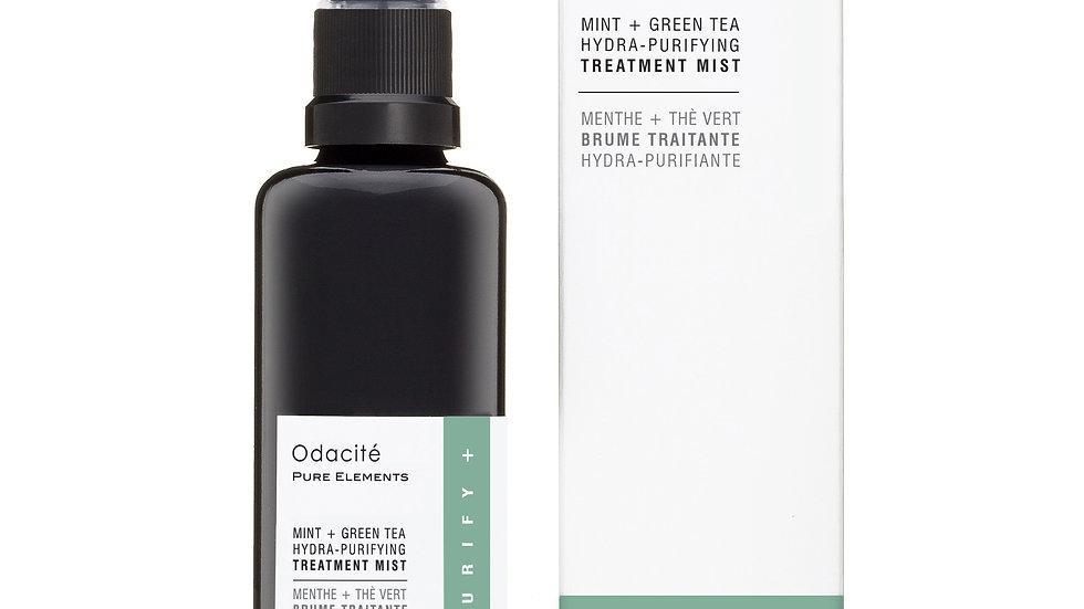 Odacite Mint + Green Tea Hydra-Purifying Mist