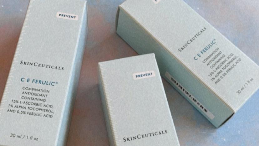 C E Ferulic SkinCeuticals
