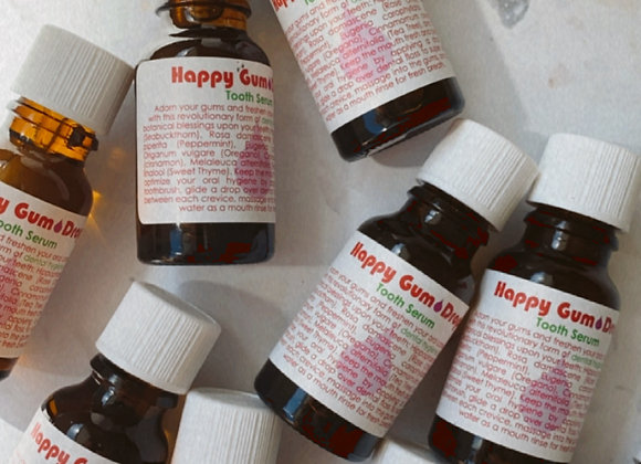 Living Libations Happy Gum Drops Tooth Serum 15ML