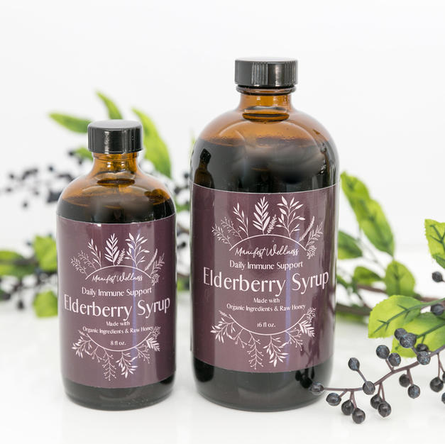 Elderberry Products