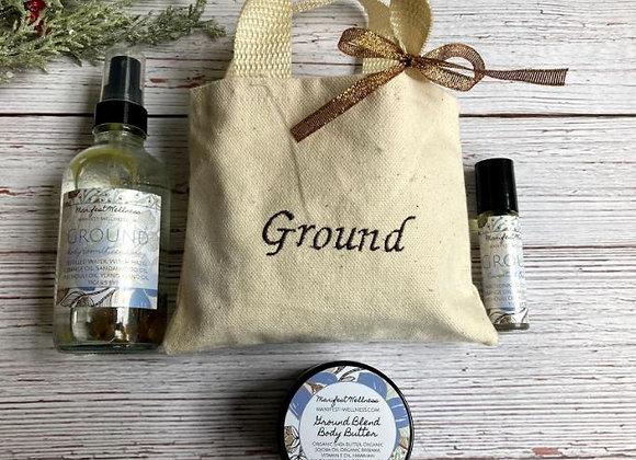Ground Aromatherapy Gift Set