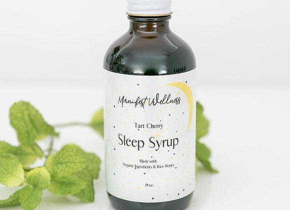 Organic Tart Cherry Sleep Syrup