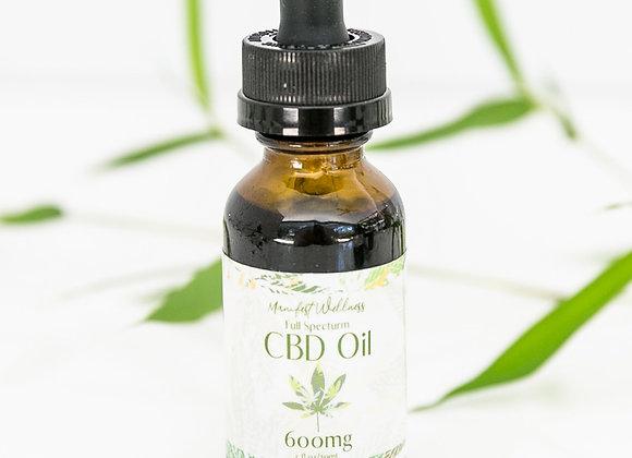 CBD Oil 600mg