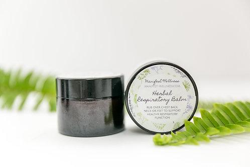 Herbal Respiratory Balm