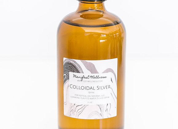Colloidal Silver 8oz. Bottle