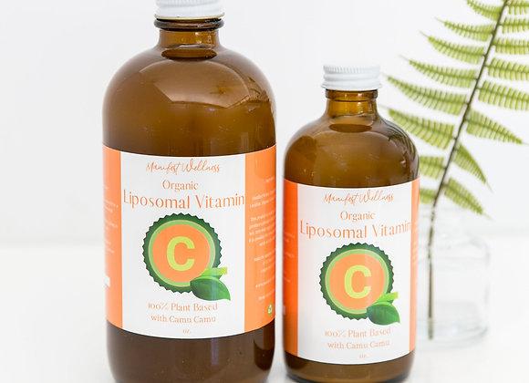 Liposomal Vitamin C with Organic Camu Camu