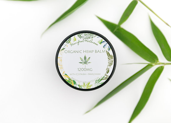 1200mg Balm with Copiaba and Marjoram