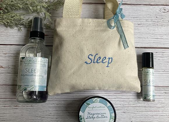 Sleep Aromatherapy Gift Set