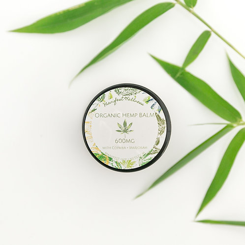 600mg Balm with Copiaba and Marjoram