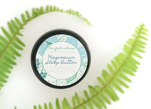 Magnesium Sleep Butter