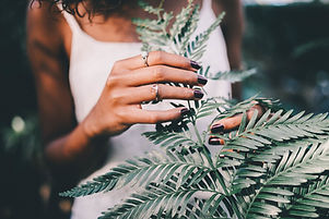 leaf-plant-nail-polish-fashion-tropical-