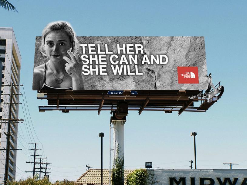 Experimental Billboard