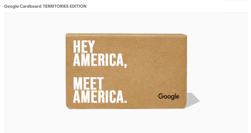 Experimental: Google Cardboard