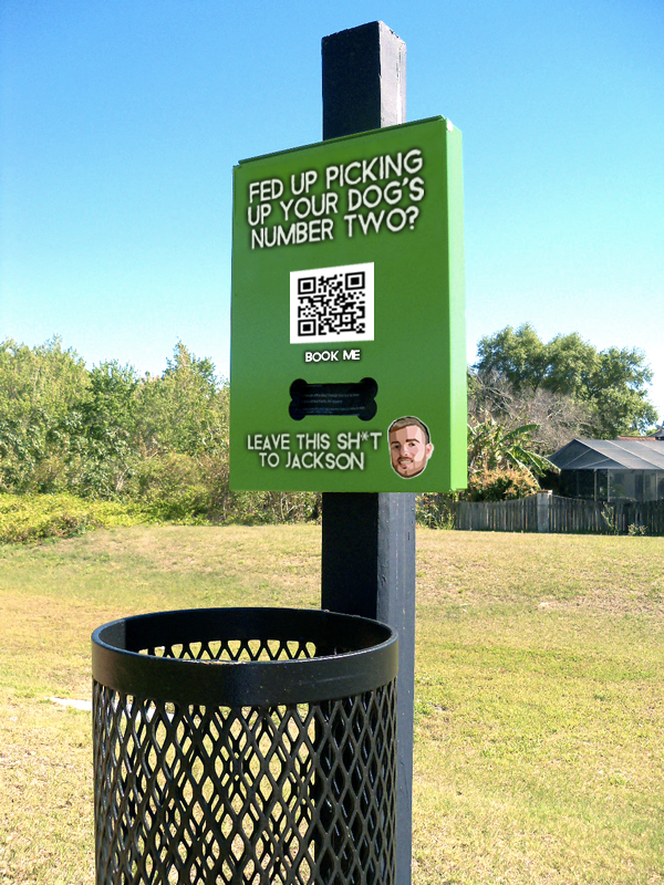 Dog Park Dispensar
