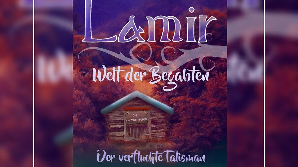 Lamir - Welt der Begabten - T.M.Wulf