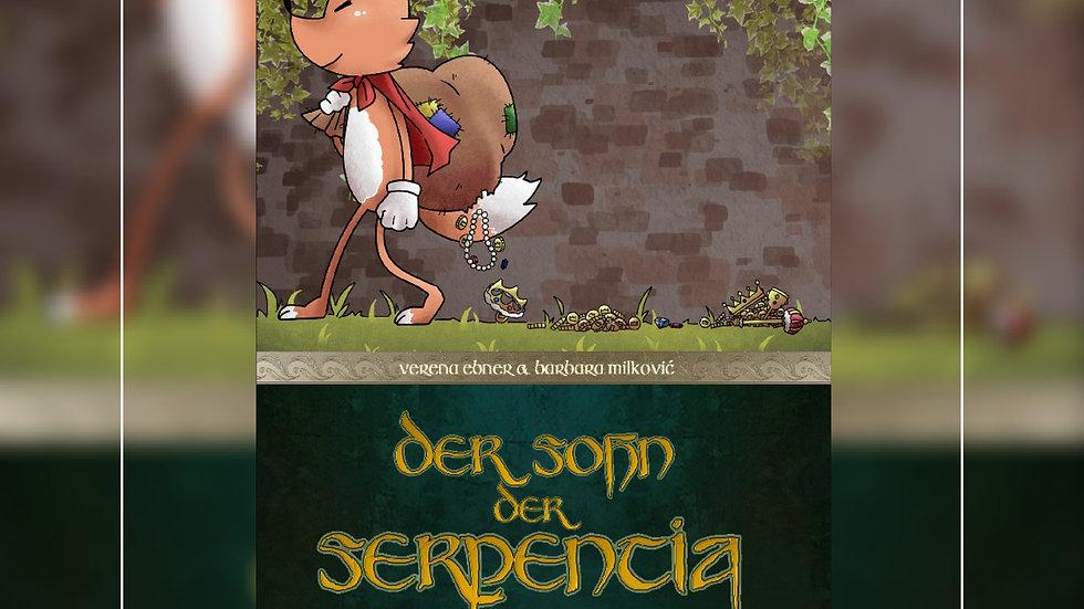Der Sohn der Serpentia - Verena Ebner & Barbara Milković