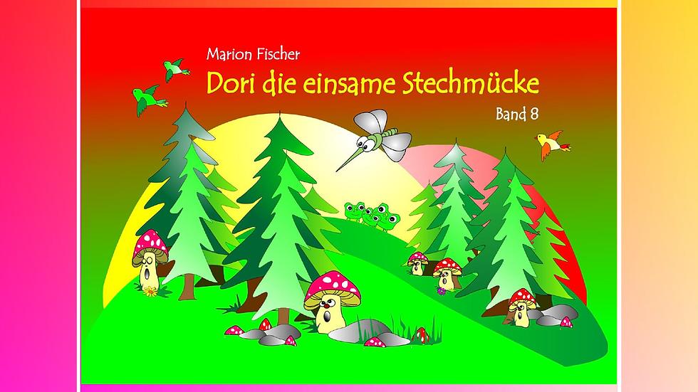 Band 8 - Bunti und das Schlänglein - Marion Fischer