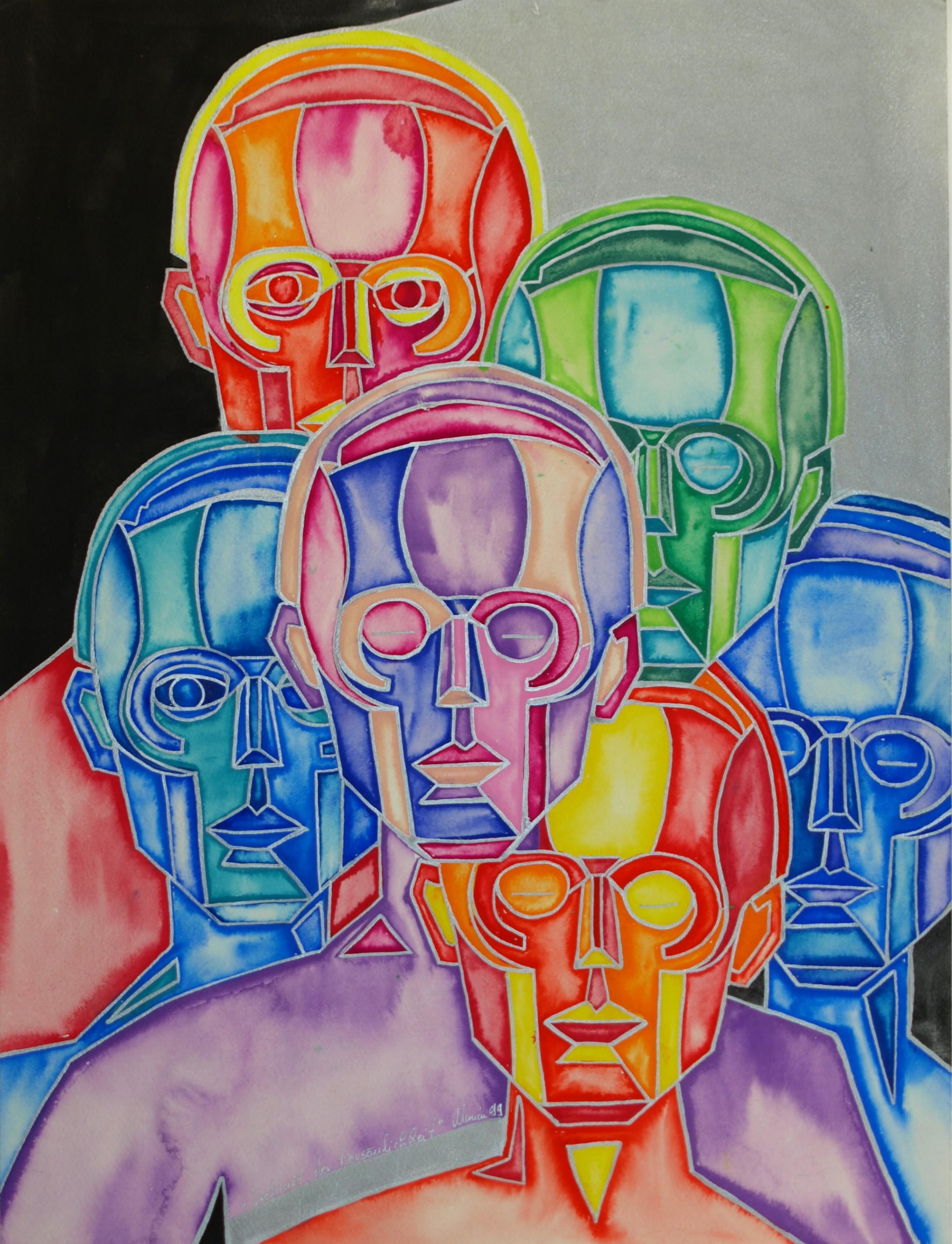 Vielfalt der Persönlichkeit