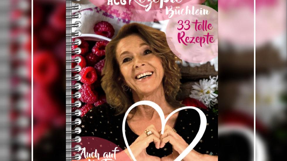 Mein HCG Rezepte Büchlein - Susann Nocent