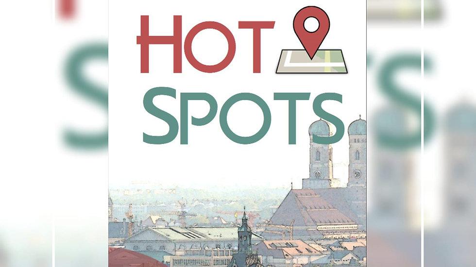 Hot Spots - Dr. Bertram Marstaller