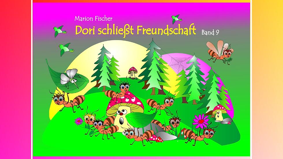 Band 9 - Bunti und das Schlänglein - Marion Fischer