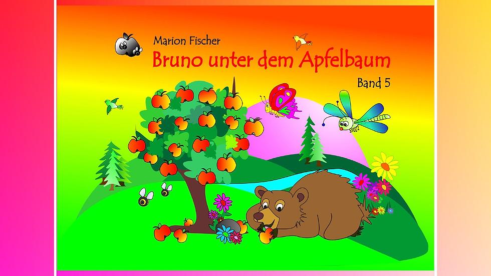 Band 5 -  Bunti und das Schlänglein - Marion Fischer