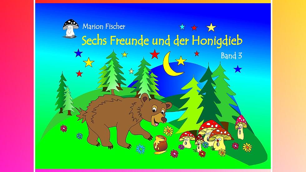 Band 3 - Bunti und das Schlänglein - Marion Fischer