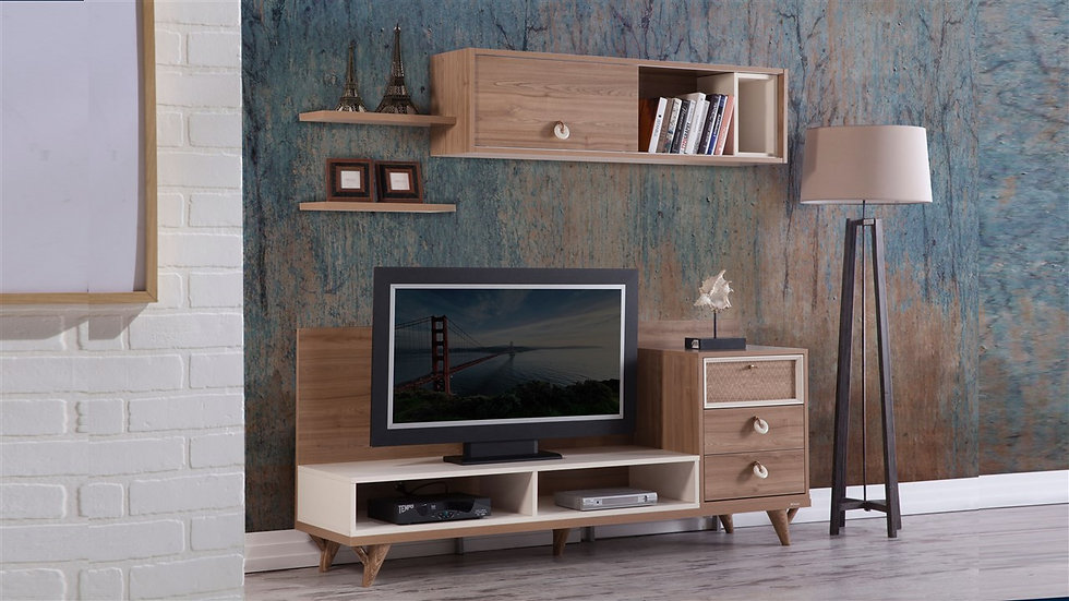 Lima Compact Tv Stand