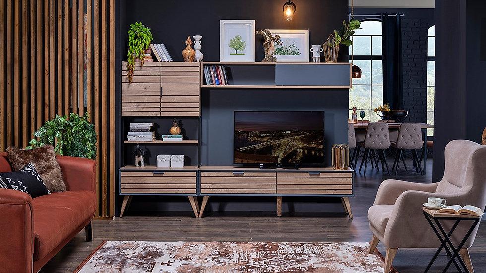Indigo Compact Tv Stand