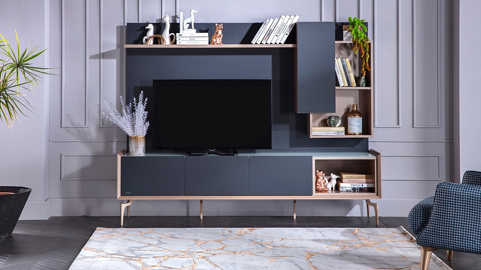 Canyon Compact Tv Stand