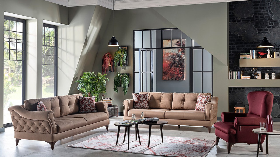 Vals Sofa Set