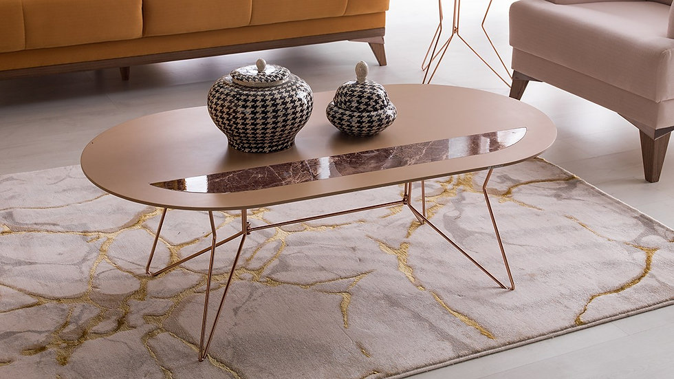 Scarlet Coffee Table