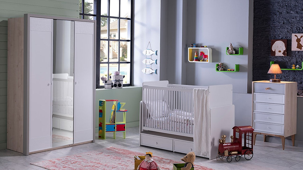 Gallery Baby Room
