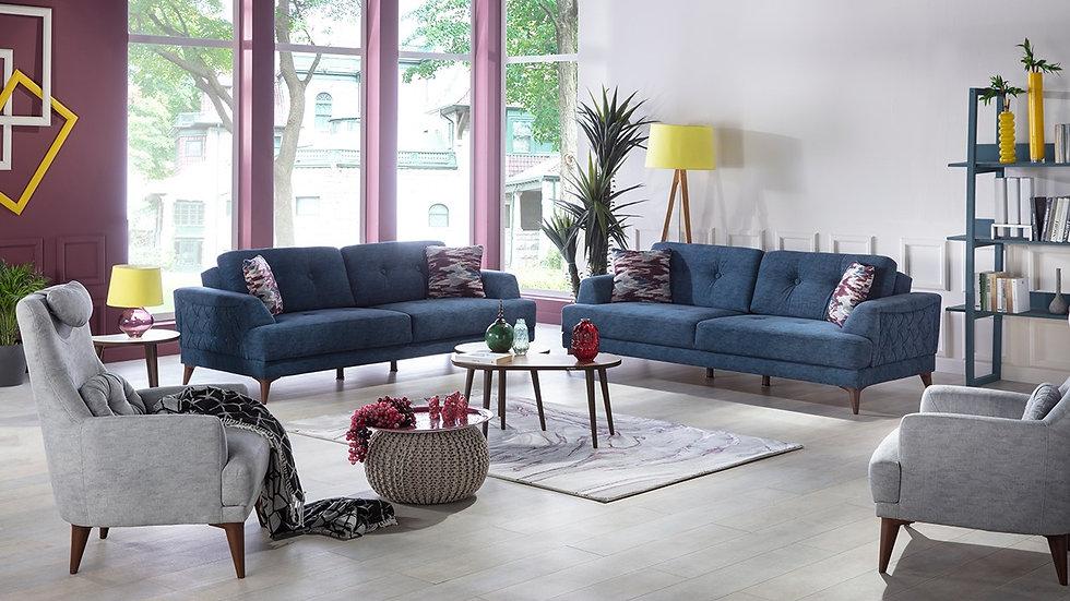 Santa Sofa Set