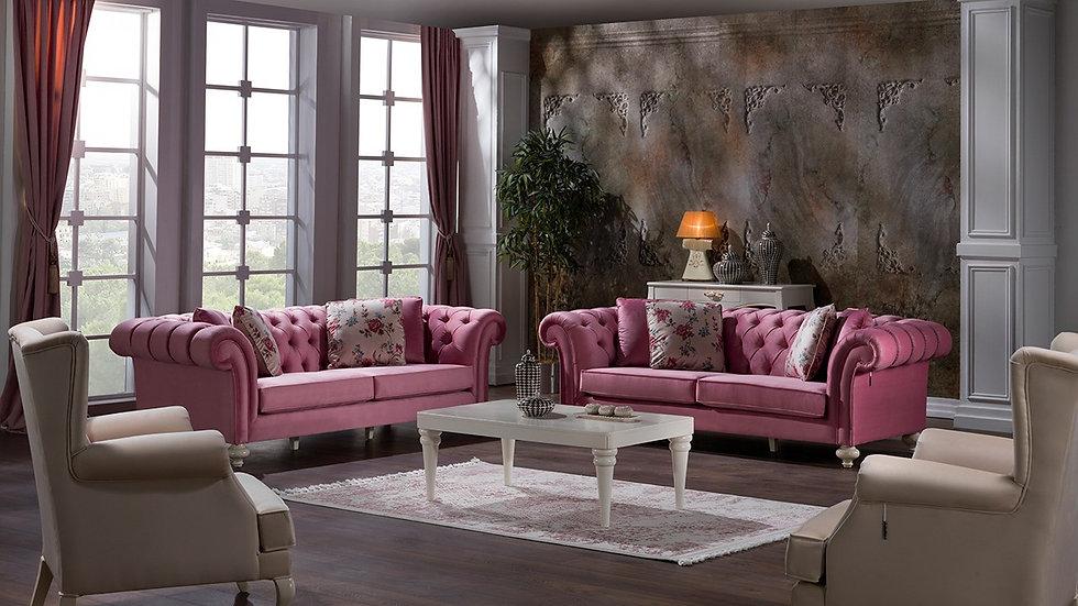 Santiago Classic Sofa Set