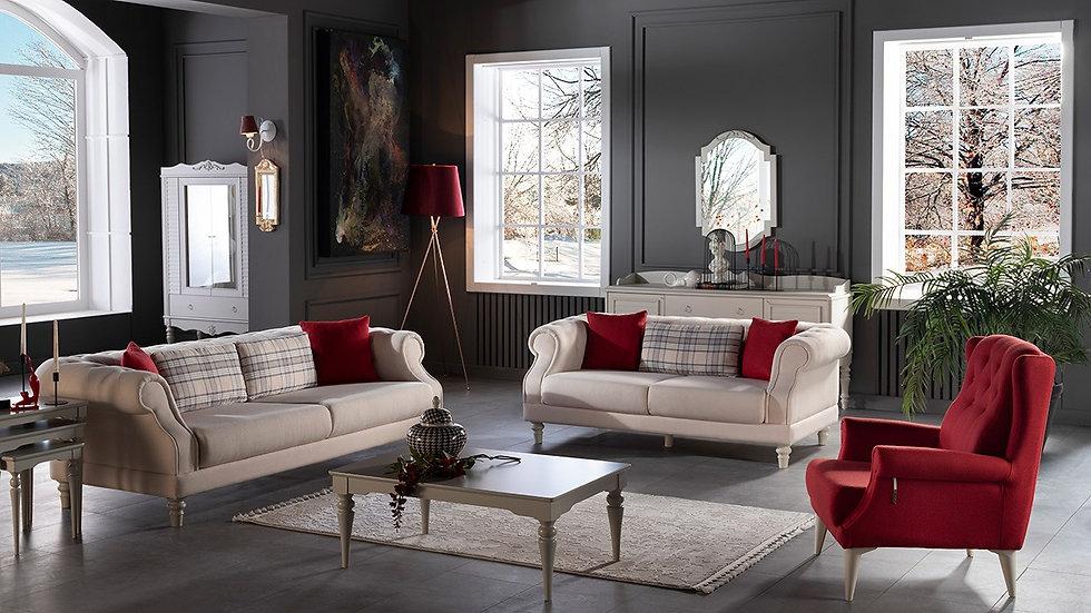 Pery Sofa Set