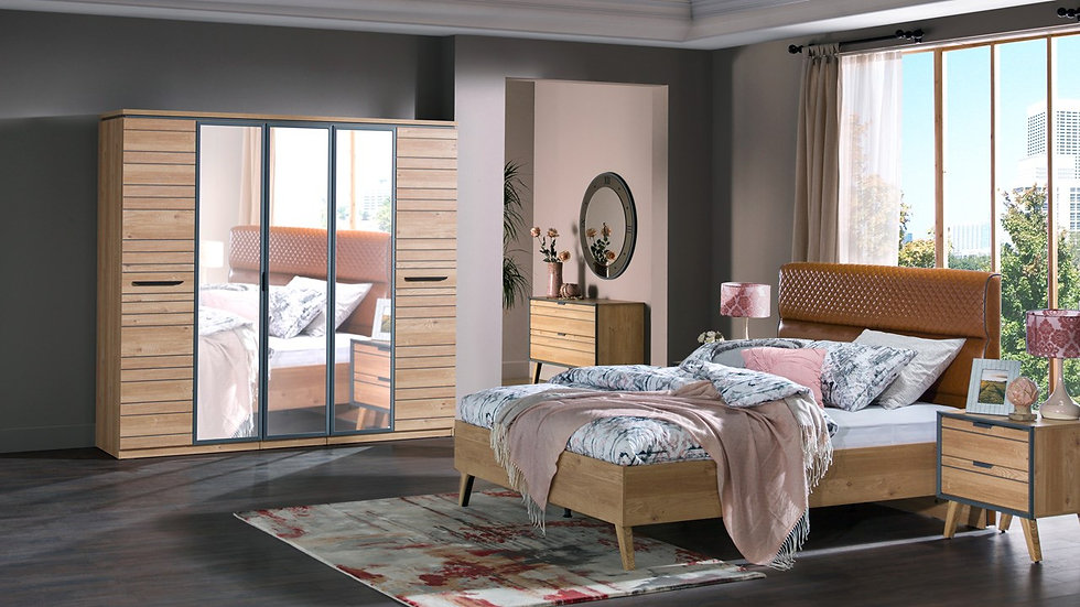 Indigo Bedroom Set