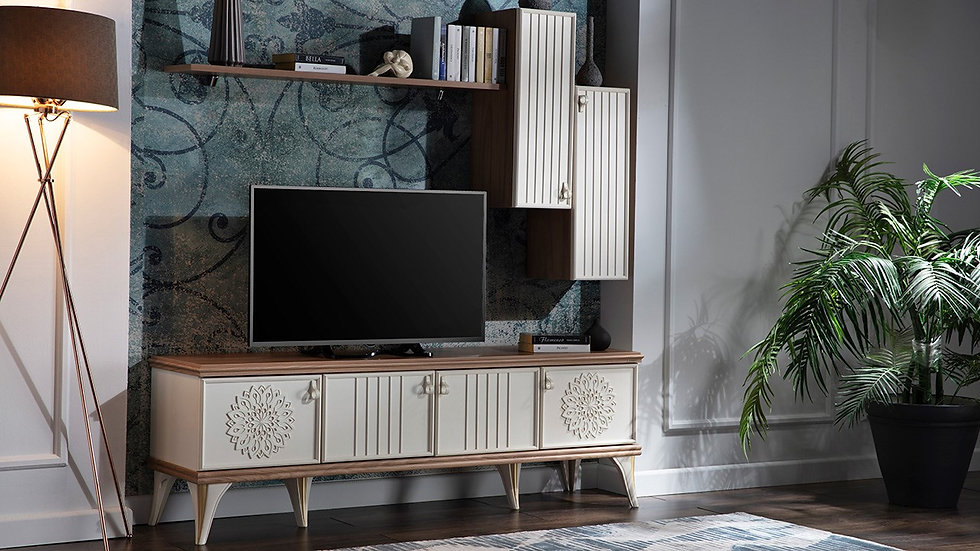 Luis Compact Tv Stand