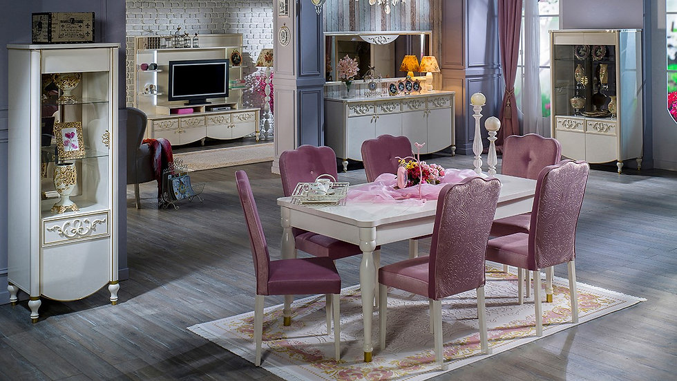 Rustik Dining Room Set