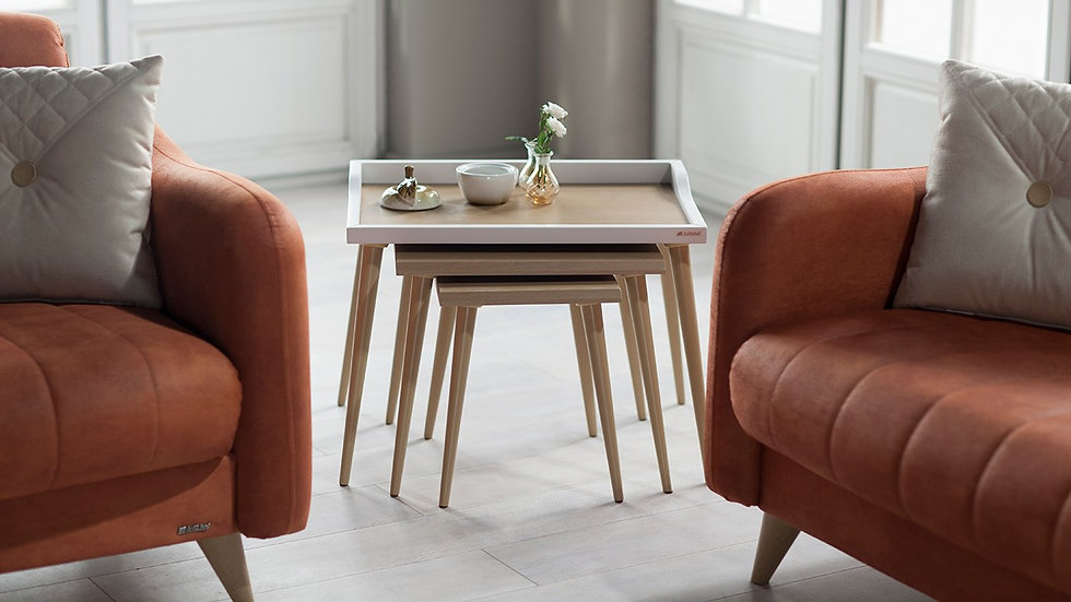 Santino Nest Of Tables