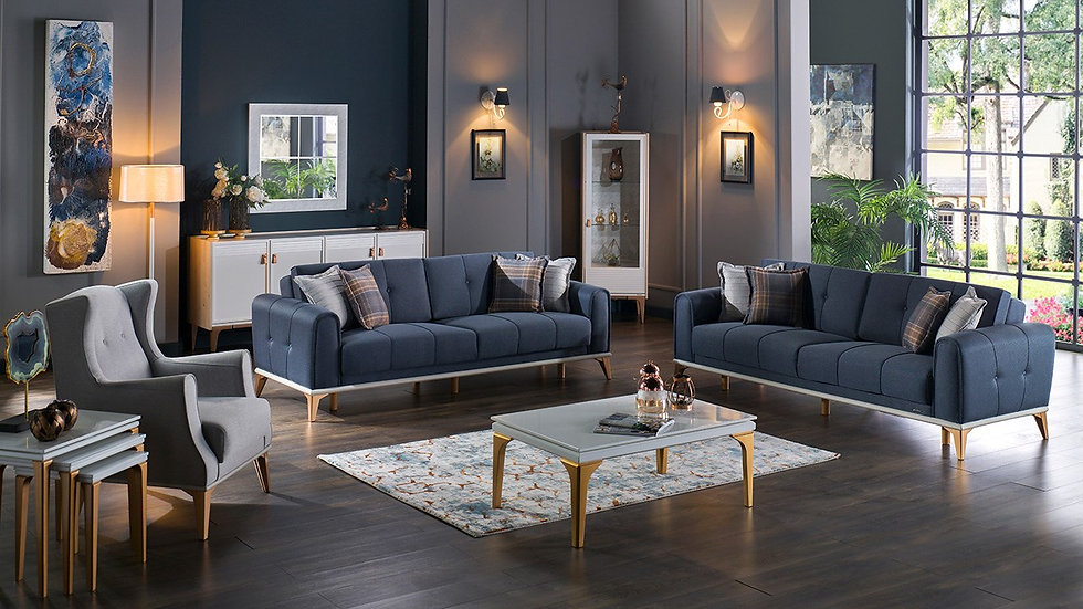 Gallery Sofa Set