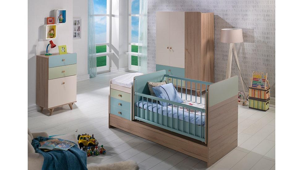 Flora Baby Room