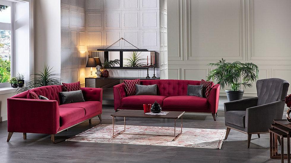Liva Sofa Set