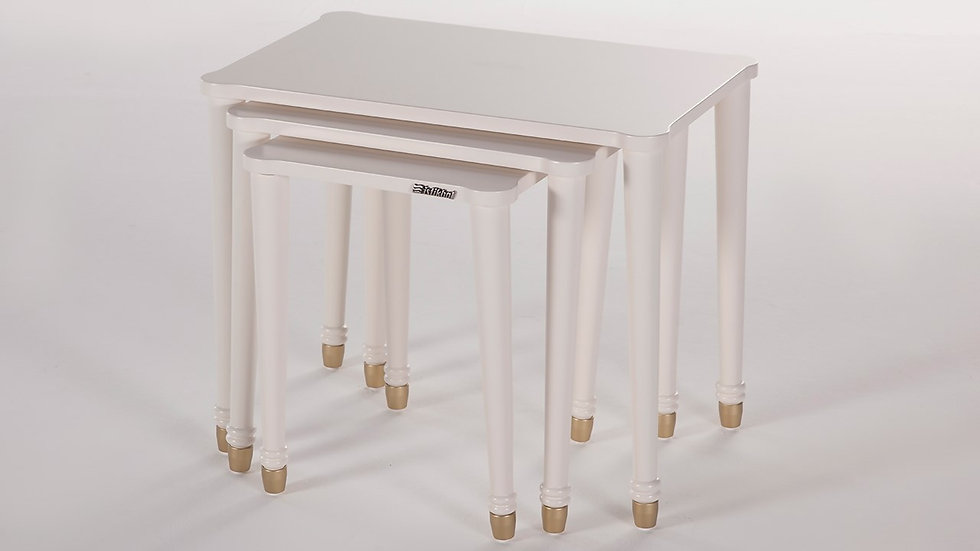 Rustik Nest Of Tables