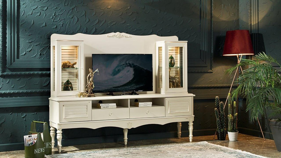 Pery Compact Tv Stand