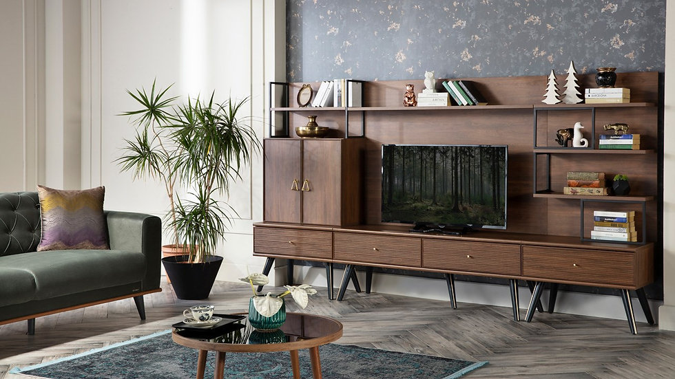Diego Compact Tv Stand