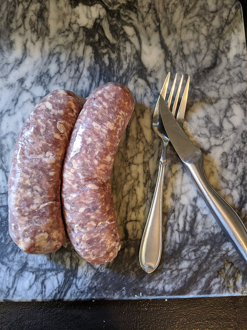 Spicy Italian Sausage (4 links)